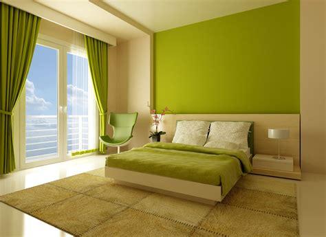 Decorar una habitación en verde