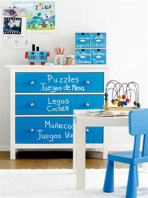 Decorating malm and hemens IKEA drawer chests for children ...