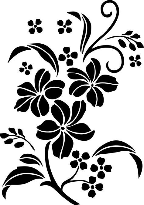 Decorative Floral Ornament Vector Art jpg Image Free ...