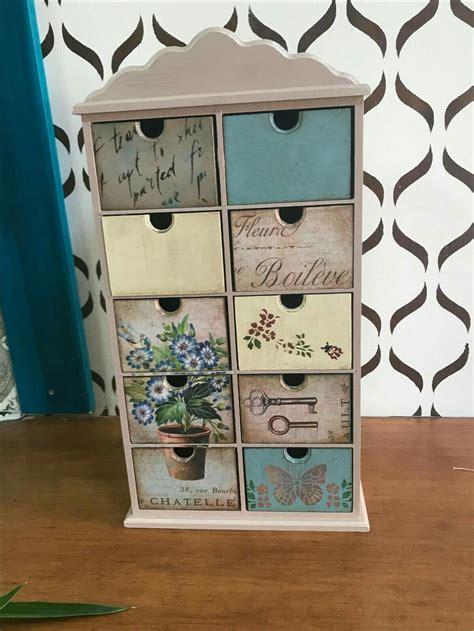 #decoupage | Cajas pintadas, Cajas decoradas, Decoracion cajas