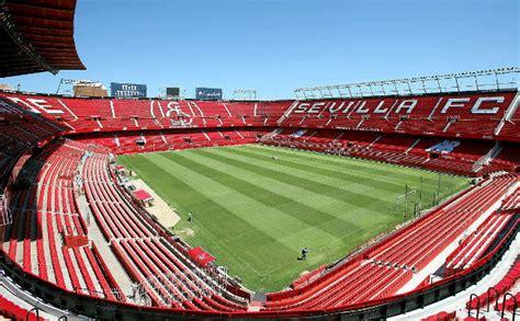 Decretan el cierre parcial del estadio del Sevilla