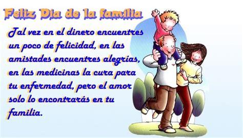 Dedicatoria de amor para la familia