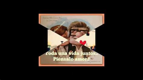 Dedicatoria Imagenes Bonitas de Amor Con Frases   YouTube