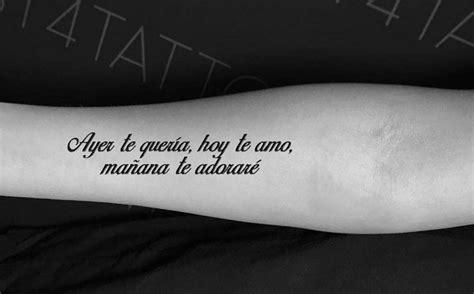 Dedicatorias de amor para tatuarse: ¿te atreves ...