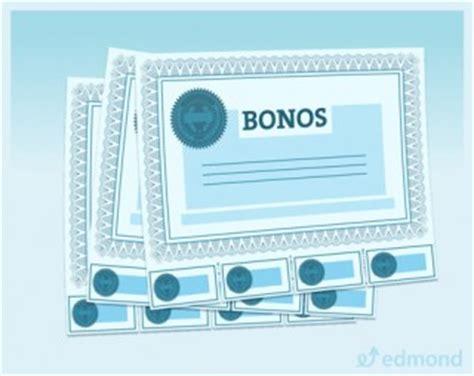 Definición de Bono   Qué es y Concepto