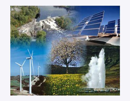 Definición de energías renovables.   Energías renovables y ...