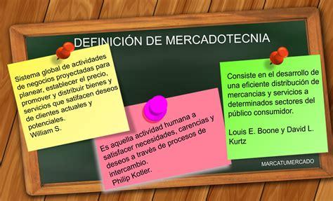 Definición de mercadotecnia. – MARCA TU MERCADO