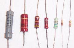 Definición de resistencia eléctrica   Qué es, Significado ...