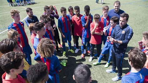 Definidos los entrenadores del fútbol formativo amateur ...