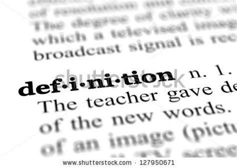 Definition Stock Photos, Royalty Free Images & Vectors ...