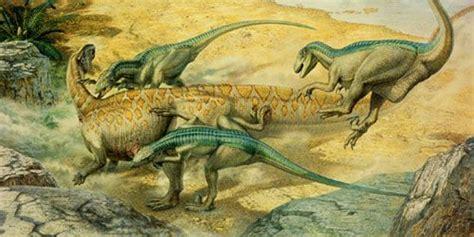 Deinonychus: la garra terrible   El Mundo de los Dinosaurios