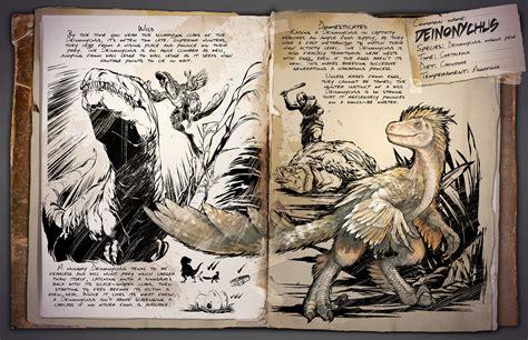 Deinonychus   Official ARK: Survival Evolved Wiki