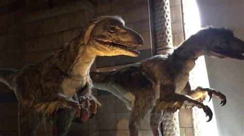 Deinonychus. Real Life Jurassic Park Velociraptors!   YouTube