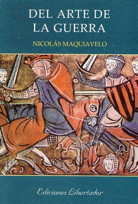 Del Arte De La Guerra   Nicolás Maquiavelo   $ 150,00 en ...