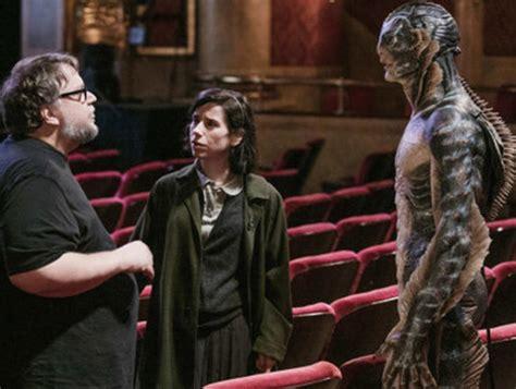 Del Toro con  La forma del agua  va por 13 premios Oscar ...