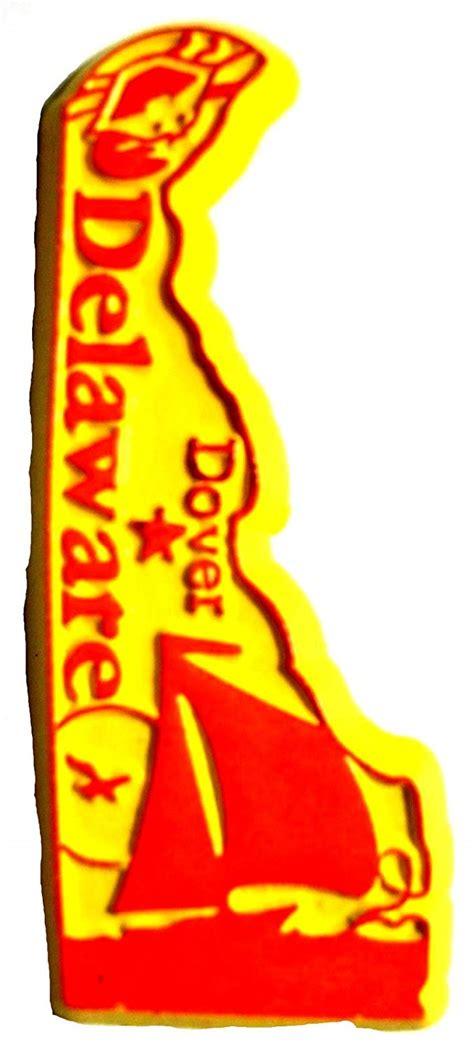 Delaware Dover United States Fridge Magnet   Walmart.com ...
