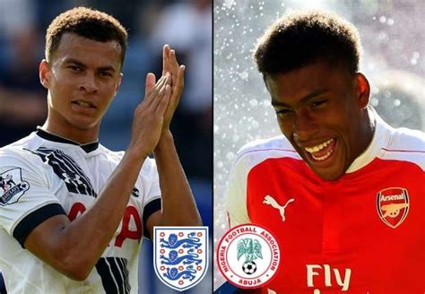 Dele Alli: England claim star as Nigeria recruit Alex ...