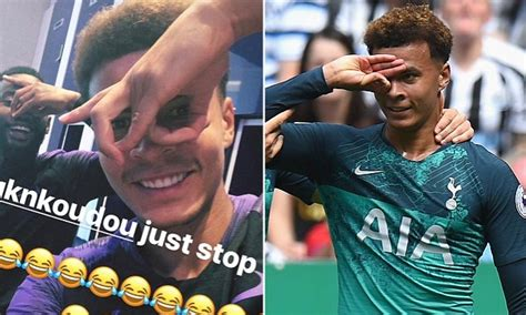 Dele Alli raises the stakes in viral hand celebration with ...