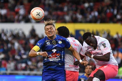 Delfín vs Liga de Quito: EN VIVO, estadísticas, horarios ...