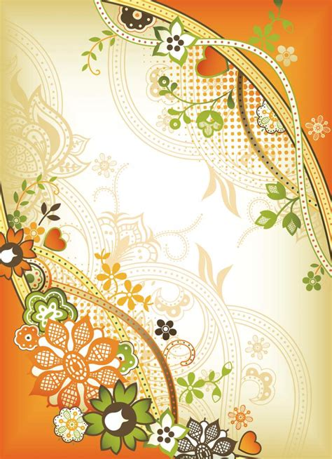 Delicate pattern background  16165  Free EPS Download / 4 ...