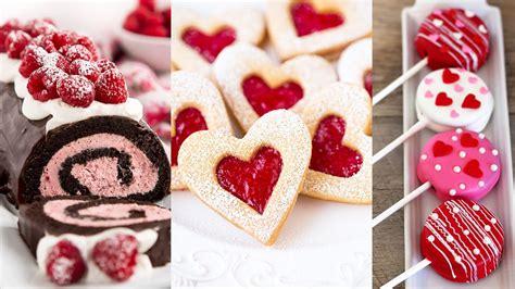 Deliciosas recetas de postres para San Valentín — Craftingeek