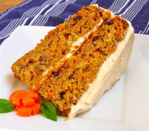 Delicioso Pastel de Zanahoria   Receta   Pasteles ...