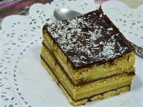 Delirio por el dulce: Tarta de la abuela