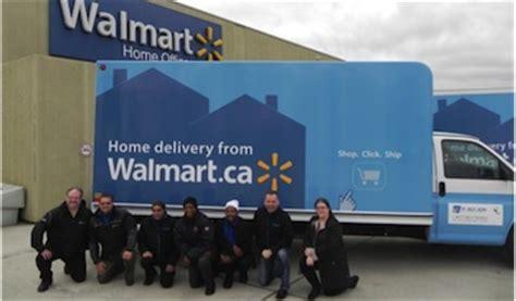 Delivering for Walmart   Inside Logistics