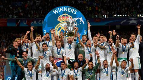 Deloitte Football Money League 2019: Real Madrid richest ...