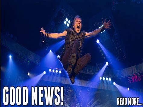 DEMONSSHOP: Bruce Dickinson Iron Maiden se cura de su ...