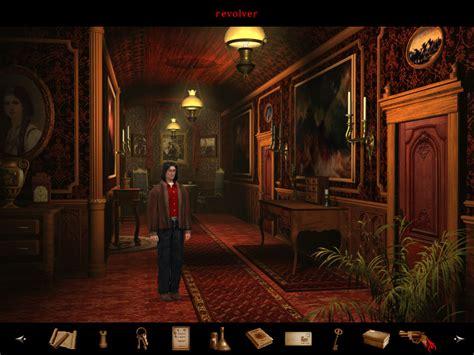 Demos: PC: The Black Mirror Demo   MegaGames