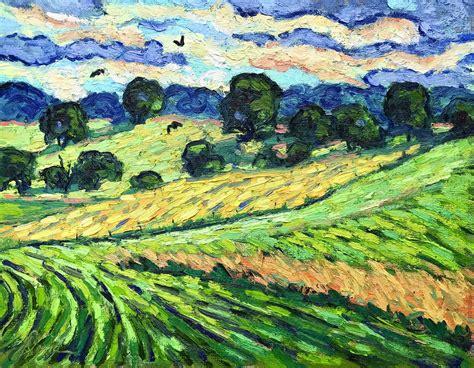 Dena Peterson   How To Paint Like Vincent Van Gogh ...