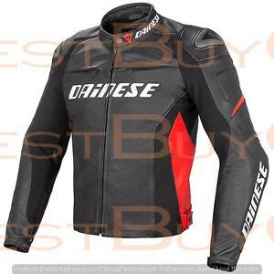 Denise Racing D1 MOTORCYCLE PURE COWHIDE LEATHER JACKET XS ...
