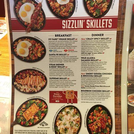 denny s restaurant menu prices
