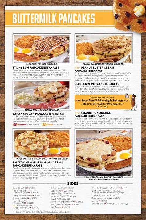 Denny's Menu | OC Restaurant Guides