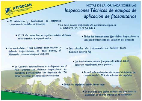 Departamento técnico de ASPROCAN: Presentaciones Jornadas ...