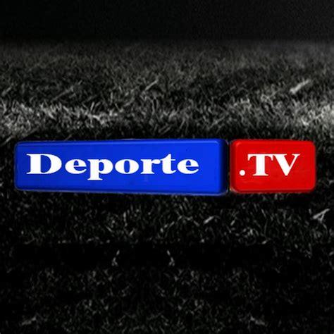 Deporte tv   YouTube