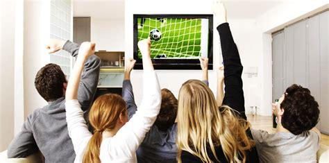 Deporte y Televisión, matrimonio natural | Intangibles y ...