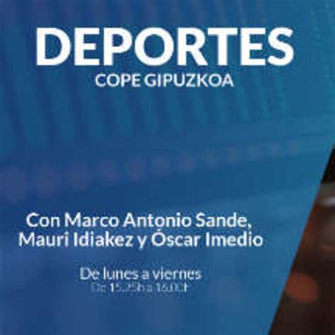 Deportes COPE Gipuzkoa 16/09/2020 en Deportes COPE ...