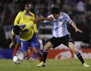 DEPORTES ONLINE | Futbol En Vivo: Ecuador   Argentina en Vivo