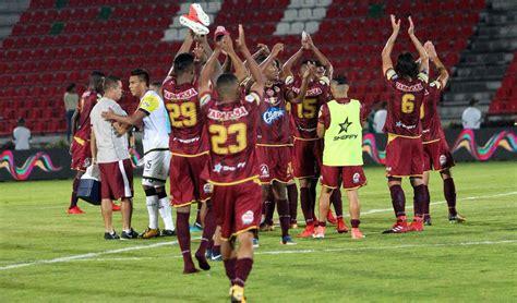 Deportes Tolima eliminó a Nacional de la Copa Águila ...