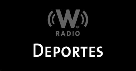 Deportes: Últimas Noticias deportivas en México | W Radio ...