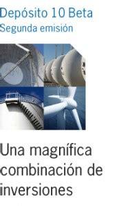 Depósito 10 Beta de Caja Ingenieros   Comparativa de Bancos