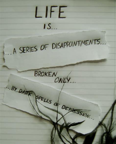 Depressing quotes  Sad depressing quotes  Depression ...