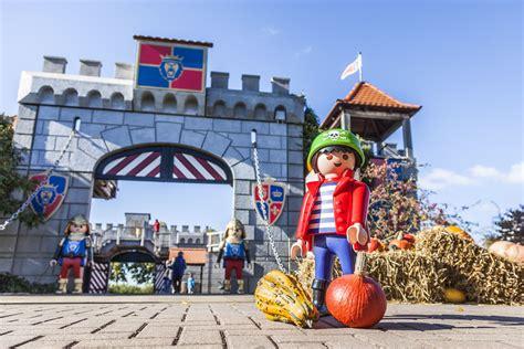 Der Herbst im PLAYMOBIL FunPark | Zaronews