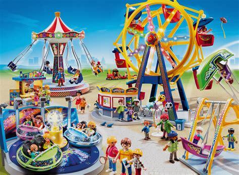 Der Playmobil Freizeitpark