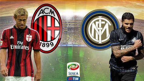 Derby ul Milan vs Inter din Italia, 77.000 de spectatori