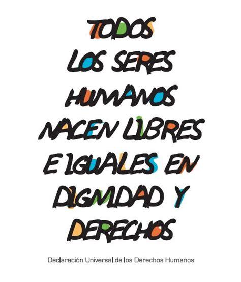 Derechos Humanos y Dignidad de la Persona