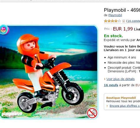 Des boites de playmobil à moins de 2 euros