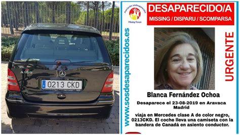 Desaparición Blanca Fernández Ochoa: Este es el coche que ...